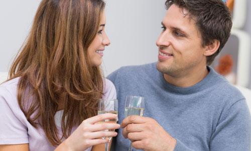 Making eye contact dating